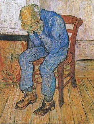 364px-Van_Gogh_-_Trauernder_alter_Mann