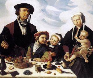 569px-Maarten_van_Heemskerck_-_Family_Portrait_-_WGA11298