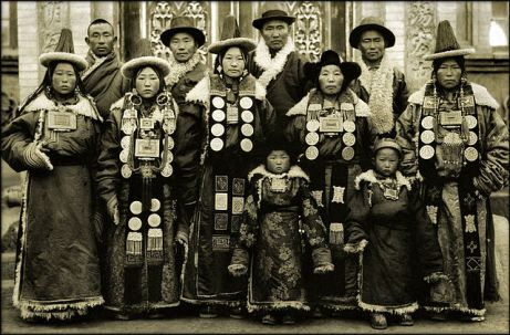 640px-Family_In_Lanchow,_China_1944_Fr._Mark_Tennien_Restored